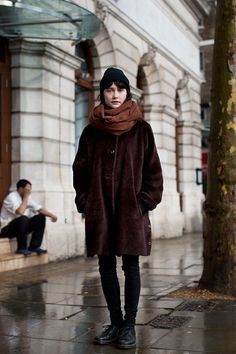 The Sartorialist: On The Street…St Martin's Place, London