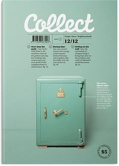 Collect magazine cover #middle