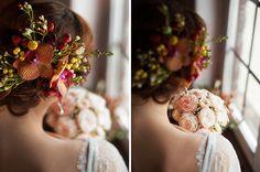 Wedding hairstyle created by www.fugdynia.pl Photos made by www.subobiektywna and www.wedding-movies.pl  #weddinghairstyle #autumnweddinginspirations #autumnintuscany #bemyvalentinepl #weddingalchemybyvalentina