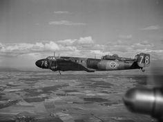 Junkers Ju-86К in Swedish transport aircraft