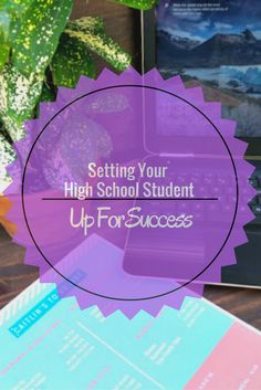 Do you have a child heading off to high school? Before they go back to school, be sure to implement these How To Set Your High School Student Up For Success #ad #BTSwithHP
