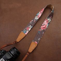 Camera Strap Nikon/ Sony / Canon DSLR Camera Strap by DeirdresLove