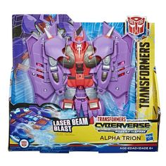 Transformers Toys Cyberverse Action Attackers Ultra Class Alpha Trion Action Figure by Hasbro Hot Rod Transformers, Transformers Cybertron, Transformers Action Figures, Transformers Bumblebee, Hasbro Transformers, Bakugan Battle Brawlers, Indominus Rex, Transformers Collection, Feelings