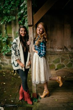 Love these outfits, the red boots especially! #shopimpressions #dreamwardrobe #contest