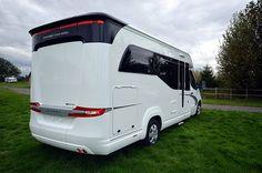 Great rear end - Hobby Premium Van 65 GE