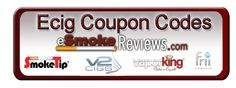 Save money on ecigs with coupon codes from eSmoke Reviews