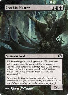 Zombie Master - Alpha