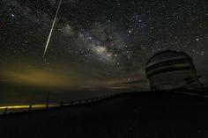 【宇宙に1番近い場所?】ハワイ「マウナケア山」から見る星空が圧巻のド迫力!
