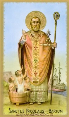 St. Nicholas Prayer Card NOT ONLY LENT, BUT ADVENT AS WELL...ST NICHOLAS, PLEASE PRAY FOR US!