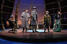 Around the World in 80 Days Laguna Playhouse