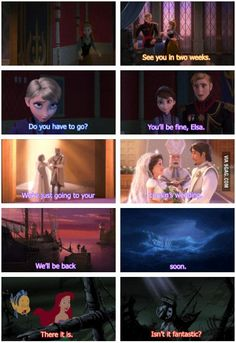 WHY? WHY DISNEY, DO YOU INSTIST UPON NOT ONLY RUINING MY CHILDHOOD BUT ALSO MY LIFE IN ONE SWIFT MOVE?! o.o