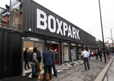 Clever! Boxpark has just opened its doors