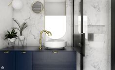 New York Style, Oversized Mirror, Vanity, Furniture, Home Decor, Toilet, Bathrooms, Dressing Tables, Powder Room