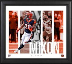 4171f59e7 Joe Mixon Cincinnati Bengals Framed 15