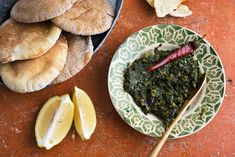 Moroccan Herb Jam | from Paula Wolfert's The Slow Mediterranean Kitchen: Recipes for the Passionate Cook (bookshelf)