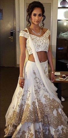 A fabulous outfit by Gaurav Gupta