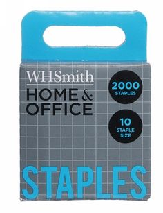 4.5 mm WHSmith Staples Size 10 (Pack of 2000)