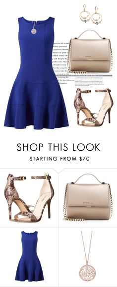 """""""Untitled #2347"""" by janicemckay ❤ liked on Polyvore featuring Nine West, Givenchy, Closet, Effy Jewelry, Jones New York, women's clothing, women, female, woman and misses"""