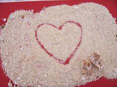 heart in the sand by Juliette