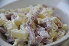 salāti Potato Salad, Potatoes, Ethnic Recipes, Food, Potato, Essen, Meals, Yemek, Eten
