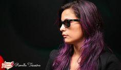 Arco-Íris nos cabelos