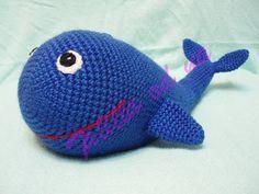 Blur Whale Pattern