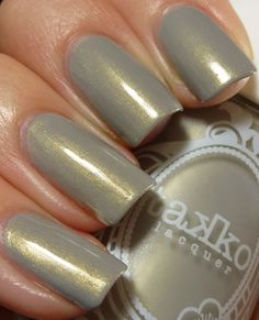 Takko Lacquer - The Electric Apple: NYC