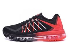 competitive price da93d 59446 Nike Air Max 2015 Hommes s Lifestyle Noir Neutre Sportifs Chaussures EUR  40-45 UK6-UK10 US7-US11 698902-206