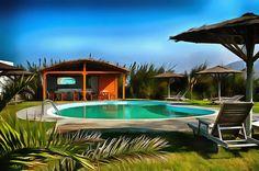 Ammos Hotel Pool Bar Naxos, Greece
