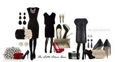 The Little Black Dress!
