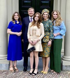 King Alexander, New York Socialites, Royal Families Of Europe, Dutch Royalty, Black Pantyhose, Queen Maxima, Royal House, Girl With Hat, Royal Fashion