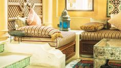 Škola stylu: Etno Decor, Furniture, Home, Couch, Home Decor