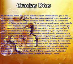 Acción de Gracias Sabado 10 de Agosto de 2013. Inmensas gracias Señor. Gloria a Tí por siempre. Amén!