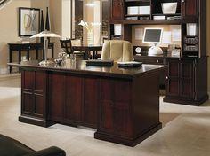 Top 30 Stunning Home Office Design Modern Home Office Furniture, Office Furniture Design, Office Interior Design, Office Interiors, Corner Furniture, Modern Desk, Classic Furniture, Interior Ideas, Furniture Ideas