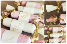 DIY Candy Popper Favors I mean, COME ON! How completely and totally adorable are these Candy Poppers. Bridal Shower Favors, Wedding Favours, Diy Wedding, Party Favors, Wedding Gifts, Wedding Candy, Wedding Ideas, Wedding Paper, Wedding Photos