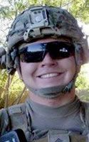 Army Sgt. Andrew R. Tobin  24, of Jacksonville, Ill.; assigned to 2nd Battalion, 87th Infantry Regiment, 3rd Brigade Combat Team, 10th Mountain Division, Fort Drum, N.Y.; died Aug. 24, 2011 in Kandahar province, Afghanistan, of wounds suffered when enemy forces attacked his unit using small arms fire.
