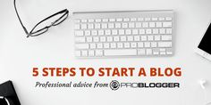 An easy step by step guide that shows you how to start a blog the right way to set you up to build a great audience. Updated for 2017.