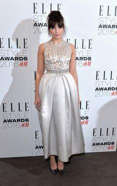 Daisy Lowe aux Elle Style Awards 2016