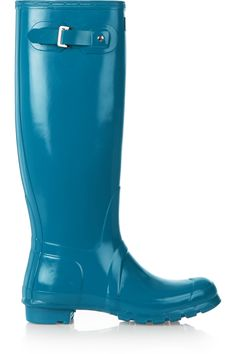Shop Hunter Original Tall Gloss Wellington Boots from stores. Hunter Original, Wellington Boot, Hunter Boots, Rubber Rain Boots, The Originals, Shopping, Shoes, Collection, Style