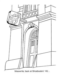 Ghostbusters Coloring Pages | Coloring Pages | Pinterest | Ghostbusters