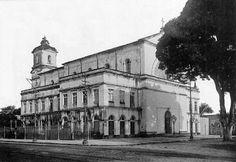 Haroldo Baleixe: Belém antiga — fotos do acervo digital de Antônio Sales: Igreja de Nazaré