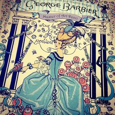 Cover - George Barbier, Master of Art Deco