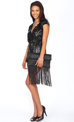 #LARGE #FOLDOVER #CLUTCH #WITH #FRINGE #BLACK WWW.SHOPPUBLIK.COM #publik #shoppublik #womens #fashion #clothes #style #accessories #jewelry #rings #bracelets #earrings #statement #necklaces #gold #silver #chic #cute #hot #trendy #sexy #swag #fashionista #fashionfeen #fallfashion #holidays #fashionforward #fashiontrends #outfitinspiration #streetstyle #celebstyle #ootd #whatsnew #newarrivals #armpartyswag