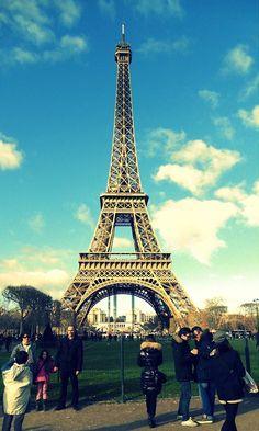 La Tour Eiffel - Foto di Francesca Castaldo