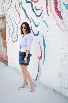 @Madewell striped to