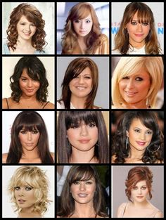 What's your favorite type of bangs? Ours is definitely the side swoop