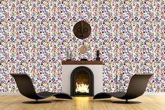 Dipinti Murali E Pittura Ad Ago : Best kit decorativo tokio carta da parati e pittura