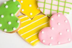 Sweet Treat: Tamara Taggart's Sugar Cookie Icing Recipe | Vitamin Daily