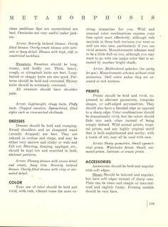 """Kibbe """"Metamorphosis"""": FN. p.119"""
