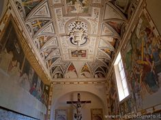 Sesto Calende (Varese, Italy) - Right apse of the Abbey of San Donato